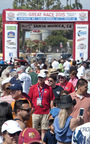 Hemmings Motor News Great Race Entry  by HEMMINGS MOTOR NEWS Now Available on Moda Operandi