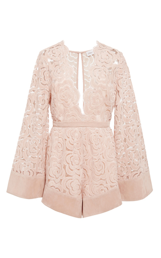 Medium alice mccall pink my one and only playsuit