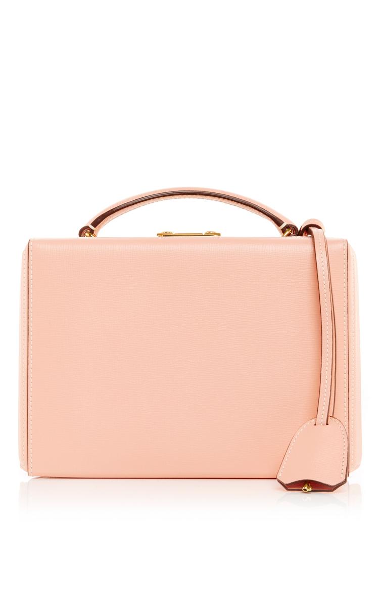 fa06a69baa52 Mark CrossRosa Saffiano Leather Grace Small Box Bag. CLOSE. Loading