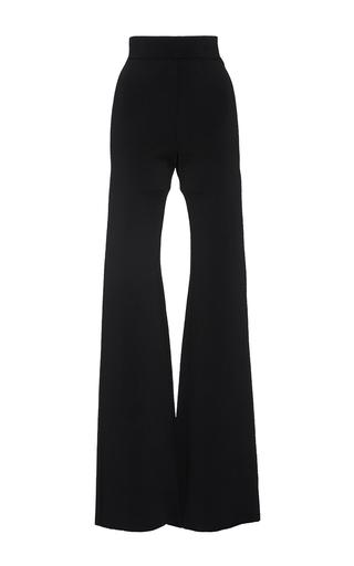 Medium cushnie et ochs black flared knit pants