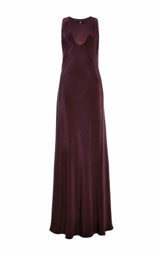 Long Bias Dress by TIBI Now Available on Moda Operandi