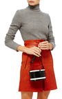 Small Lizard Trunk Crossbody Bag by HUNTING SEASON Now Available on Moda Operandi
