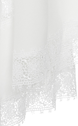Twist Halter Neck Blouse by DEREK LAM Now Available on Moda Operandi