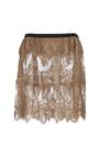 Chantilly Lace Scalloped Kilt by BURBERRY Now Available on Moda Operandi