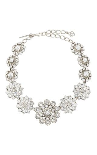 Jeweled Necklace by OSCAR DE LA RENTA Now Available on Moda Operandi