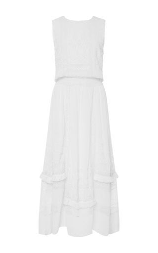 Medium ulla johnson white alice dress