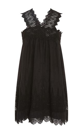 Medium ulla johnson black nell dress
