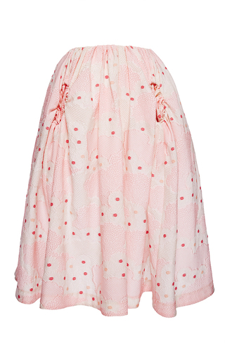 Medium simone rocha pink kimono bubble full skirt