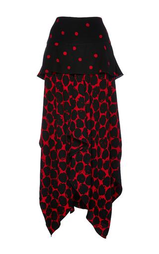 HandkerchiefHemmed Skirt by PROENZA SCHOULER Now Available on Moda Operandi