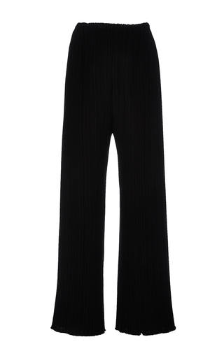 Medium proenza schouler black black flared pant