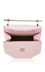 Mini Amor Fati In Pastel Pink by M2MALLETIER Now Available on Moda Operandi