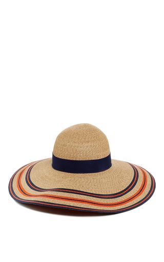 Medium eugenia kim tan soft brimmed bunny straw hat