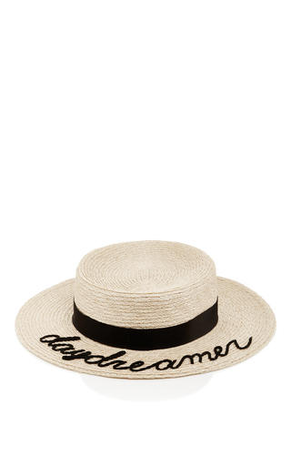 Medium eugenia kim ivory brigitte daydreamer boat hat