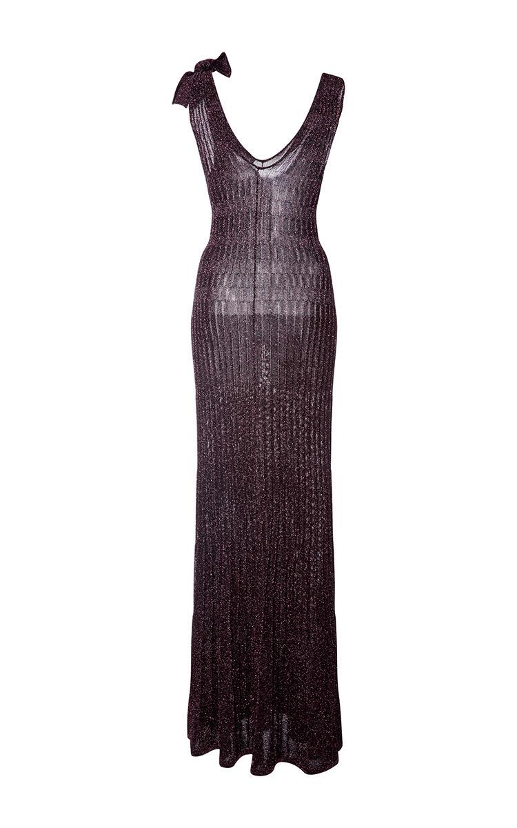 maxi dress size 8 yarn