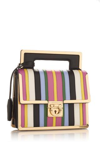 Salvatore FerragamoMini Rainbow Leather Aileen Belt Bag f0e92f5458fad