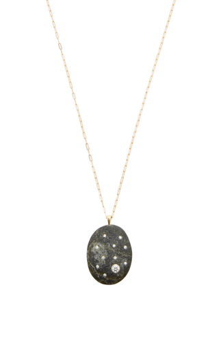 One Of A Kind Heaven Necklace by CVC STONES Now Available on Moda Operandi
