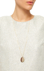 One Of A Kind Ore Stone Necklace by CVC STONES Now Available on Moda Operandi