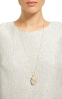 One Of A Kind Cerca Stone Necklace by CVC STONES Now Available on Moda Operandi
