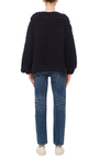 Boatneck Collar Sweater by I LOVE MR. MITTENS Now Available on Moda Operandi