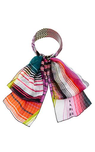 Medium missoni multi scarf detail headband