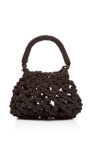 Sailor Cord Woven Bag  by SIMONE ROCHA Now Available on Moda Operandi