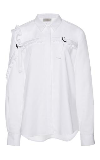 Medium preen white sally shirt
