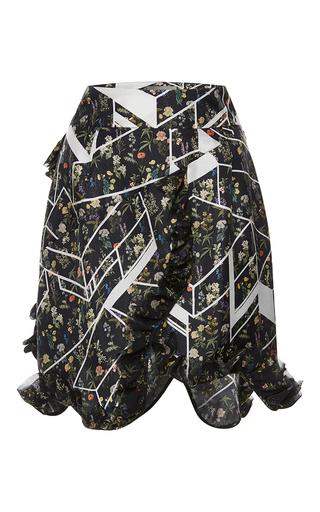 Medium preen black skyler skirt
