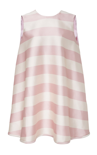 Medium emilia wickstead multi presley a line striped mini dress