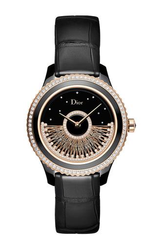 Medium dior timepieces multi dior viii grand bal fil d or