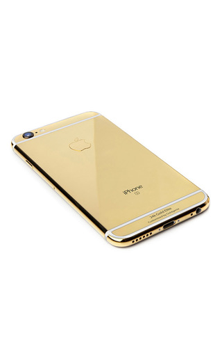 Medium gold genie gold 24k gold iphone 6s