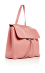 Blush Calf Leather Lady Bag  by MANSUR GAVRIEL Now Available on Moda Operandi