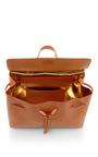 Cammello Gold Mini Lady Bag by MANSUR GAVRIEL Now Available on Moda Operandi
