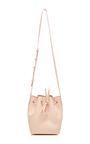 Rosa Mini Mini Bucket Bag by MANSUR GAVRIEL Now Available on Moda Operandi