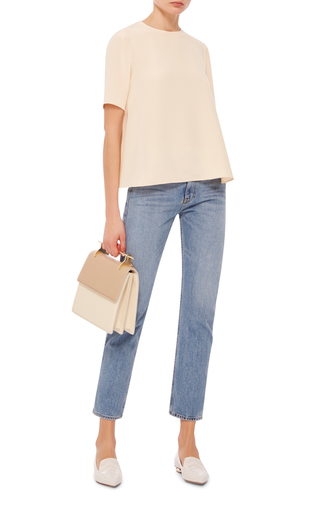 Bette Flowy Blouse by BROCK COLLECTION Now Available on Moda Operandi