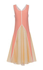 Lace Blandford Dress by ROLAND MOURET Now Available on Moda Operandi