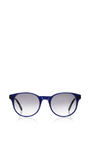 Paris Circular Oversized Sunglasses by PRISM Now Available on Moda Operandi