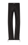 Nero Slim Leather Pant by HELLESSY Now Available on Moda Operandi