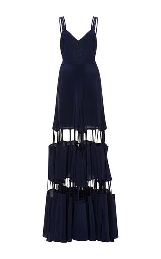 Medium houghton navy atlantis gown