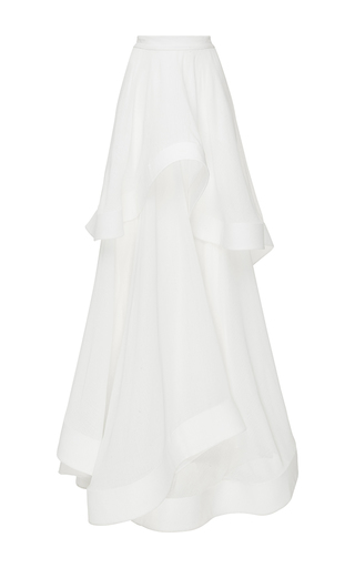 Medium houghton white windy skirt