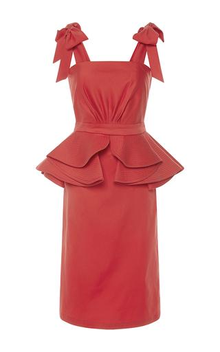 Medium johanna ortiz red harper lee dress