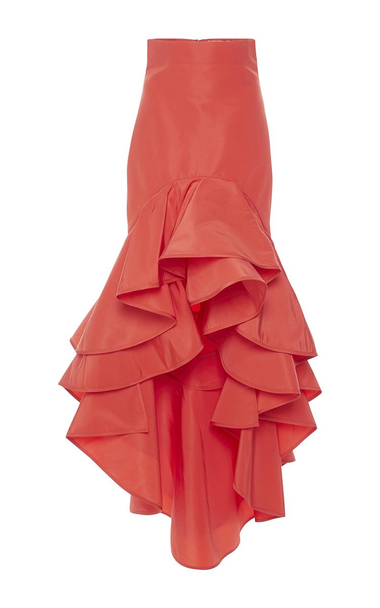 Marie Antoinette Skirt By Johanna Ortiz Moda Operandi