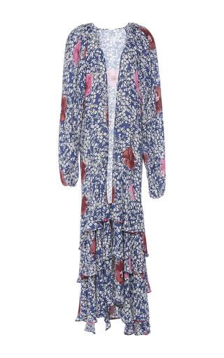 Medium johanna ortiz blue amy tan kimono