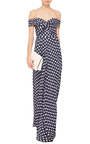 Rayuela Silk Pants by JOHANNA ORTIZ Now Available on Moda Operandi