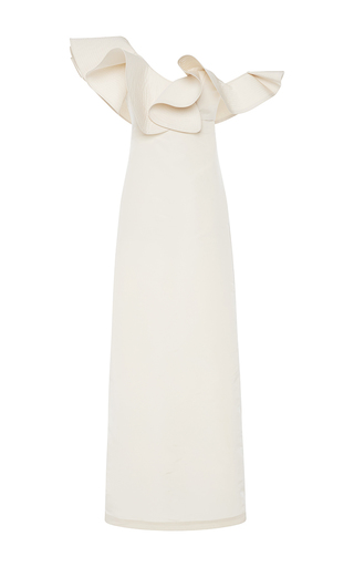 Medium johanna ortiz ivory gaviota dress