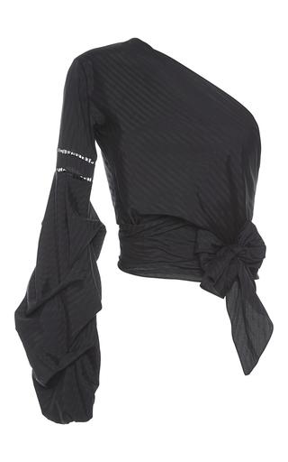 Medium johanna ortiz black joan of arc top