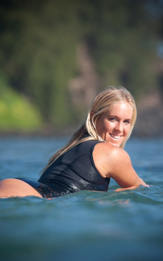 Private Surf Session With Bethany Hamilton by WASSERMAN MEDIA GROUP Now Available on Moda Operandi