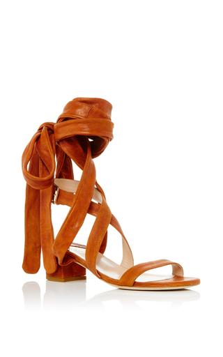 Medium brother vellies brown whiskey bruna sandal