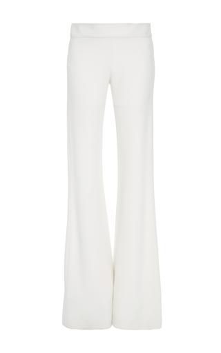 Medium brandon maxwell white bell bottom trouser