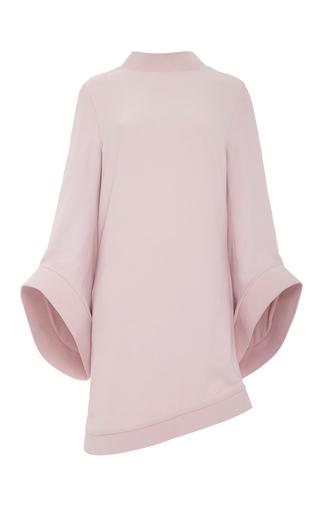 Medium brandon maxwell light pink bell sleeve dress