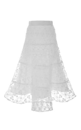 Medium alexis white anmarie skirt